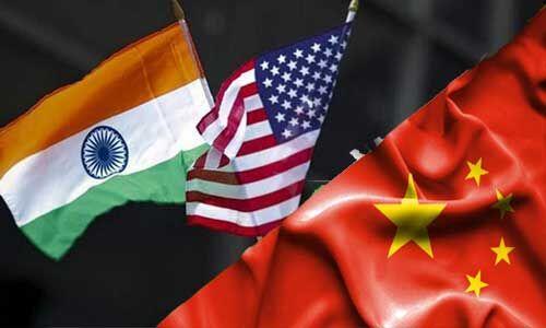 चीन को परेशान कर रही भारत-US की दोस्ती