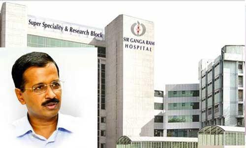 कोरोना में दिल्ली के सर गंगाराम अस्पताल पर केस