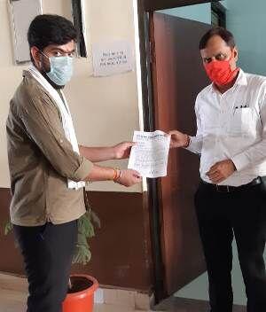 एनएसयूआई ने कॉलेज छात्रों को जनरल प्रमोशन देने के लिए सीएम को लिखा पत्र