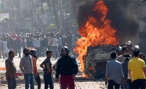 दिल्ली दंगों के पीछे कोई छुपा एजेंडा था ?