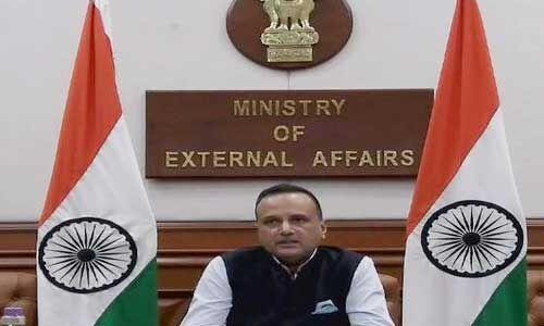 पाकिस्तान ने गिलगित-बाल्टिस्तान को अस्थायी प्रांत का दर्जा देने के ऐलान पर भारत ने जताई कड़ी आपत्ति