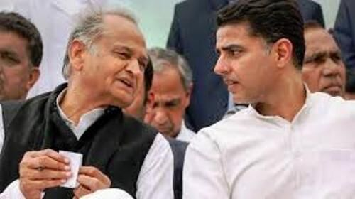 राजस्थान में अचानक चढ़ा राजनीतिक पारा