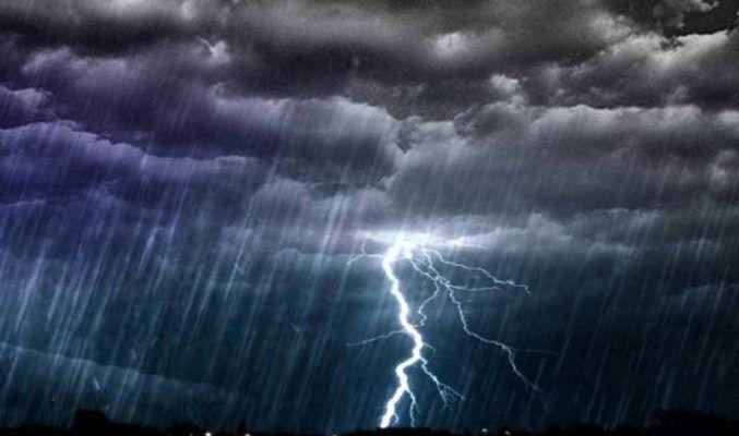 उप्र में मौसम विभाग की चेतवानी, आज से तीन दिनों तक भारी बारिश की संभावना