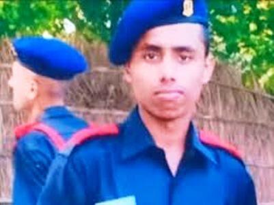 भारत -चीन झड़प में रीवा का 21 साल का जवान शहीद, सीएम ने दी श्रद्धांजलि