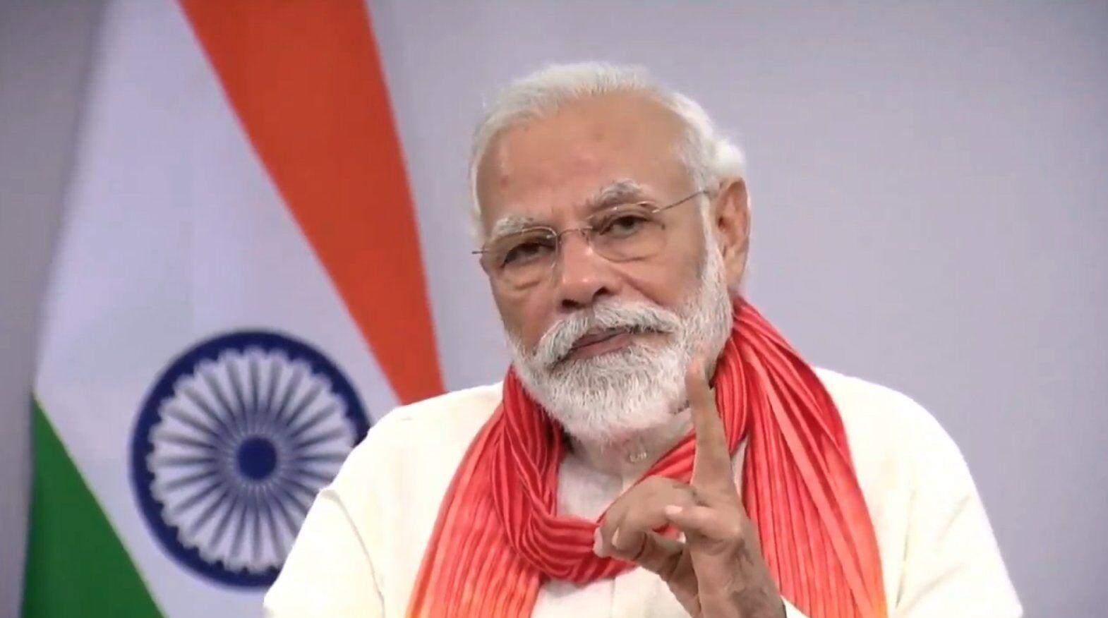 अंतरराष्ट्रीय योग दिवस पर प्रधानमंत्री नरेंद्र मोदी का देश को संदेश
