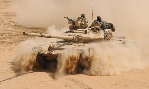 LAC : गलवान घाटी में भारत ने तैनात किए T-90 टैंक