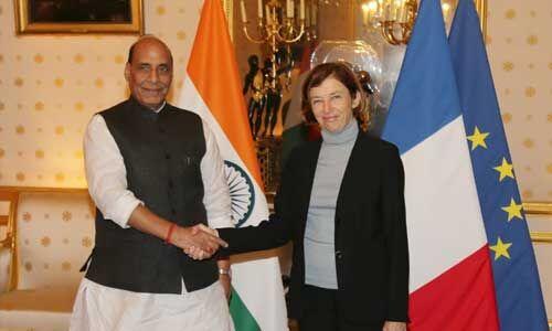 चीन से टेंशन : फ्रांस ने बढ़ाया दोस्ती का हाथ