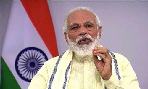 प्रधानमंत्री मोदी का एकबार फिर राष्ट्र के नाम संबोधन...