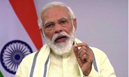 सरकार अगर मुफ्त अनाज दे पा रही, तो इसका श्रेय दो वर्गों को जाता है : प्रधानमंत्री