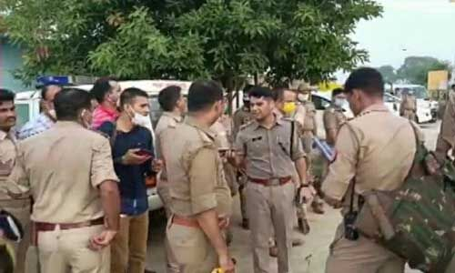 आठ पुलिसकर्मियों की शहादत के बाद 3 अपराधियों को किया ढेर