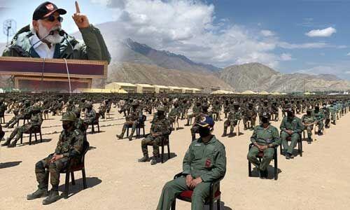 प्रधानमंत्री मोदी के लद्दाख दौरे से बढेगा सेना का मनोबल : कर्नल बागची
