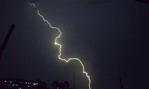 दमोह : आकाशीय बिजली गिरने से 7 की मौत, शिवराज, कमल नाथ ने जताया शोक