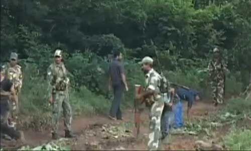 ओडिशा के कंधमाल में सुरक्षाबलों के साथ मुठभेड़ में चार माओवादी ढ़ेर