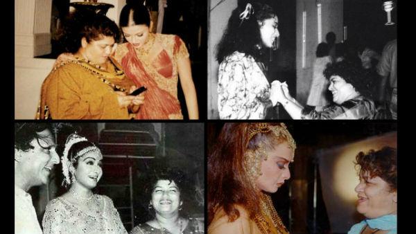श्रीदेवी और माधुरी के नृत्य में सरोज खान ने भर दिए थे रंग