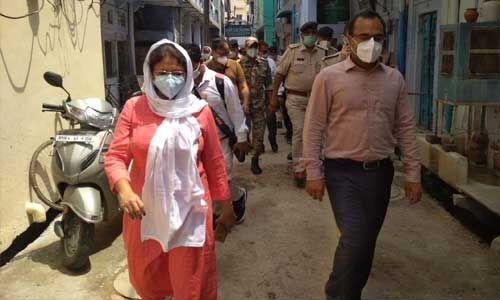मुरैना : नगर में साफ-सफाई की कोताही बर्दास्त नहीं की जाएगी,  सीधे होगी कार्रवाई