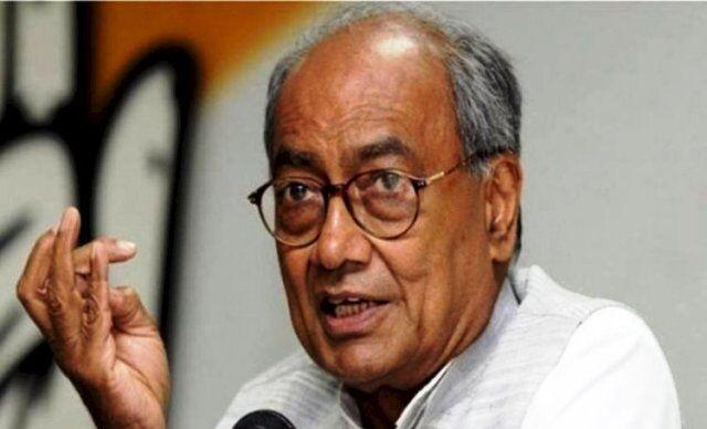 कार्यकारी अध्यक्ष पर हुई कार्रवाई पर दिग्विजय सिंह ने दी प्रतिक्रिया, लगाया आरोप