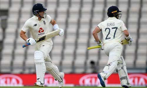 #ENGvWILive : इंग्लैंड की पारी शुरू, बर्न्स-डेनली क्रीज पर मौजूद