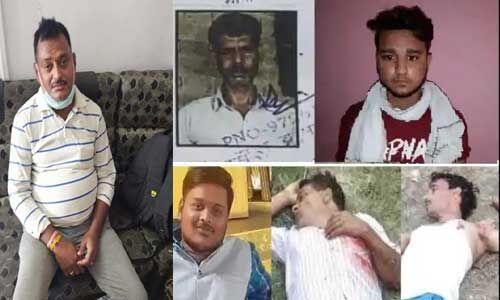 चर्चित हत्याकांड: मुख्य आरोपी विकास दुबे उज्जैन से गिरफ्तार, एनकाउंटर में पांच साथी ढ़ेर