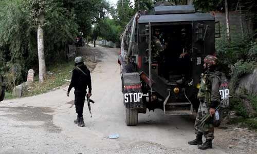 J&K : पुलवामा में आतंकी हमला, सीआरपीएफ के दो जवान घायल