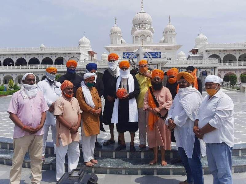 प्रभू श्रीराम के मंदिर निर्णाण को लेकर सिख समाज में उत्साह की लहर