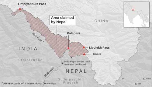 भारत-नेपाल मामला : लिपुलेख में चीन ने बटालियन को किया तैनात, जानिए क्या है संकेत