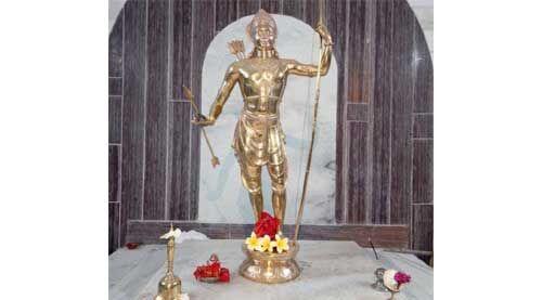 अयोध्या में राम मंदिर भूमि पूजन के लिए पंचांग पूजा शुरू