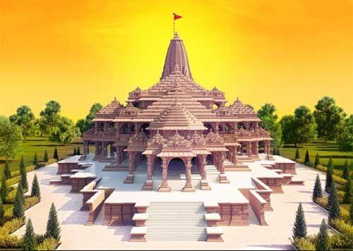 अयोध्या का भव्य राम मंदिर दिखेगा ऐसा, प्रस्तावित मॉडल्स की फोटो जारी