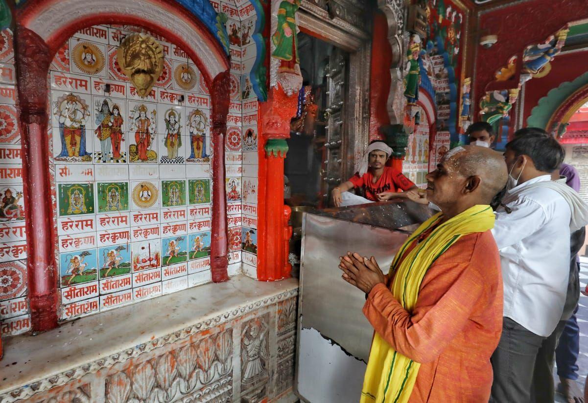 Photo / राम की नगरी अयोध्या की झांकी