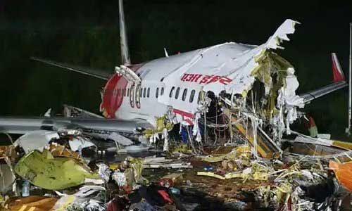 केरल में दुर्घटनाग्रस्त विमान का ब्लैक बॉक्स मिला