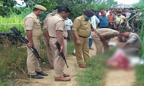भाजपा के पूर्व जिलाध्यक्ष संजय खोखर की गोली मारकर हत्या