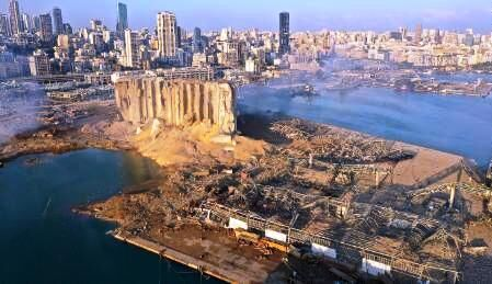 अमोनिया विस्फोट से आशंकित दुनिया