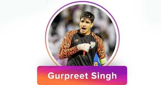 देश का प्रतिनिधित्व करने से बेहतर कोई भावना नहीं : गुरप्रीत सिंह संधू