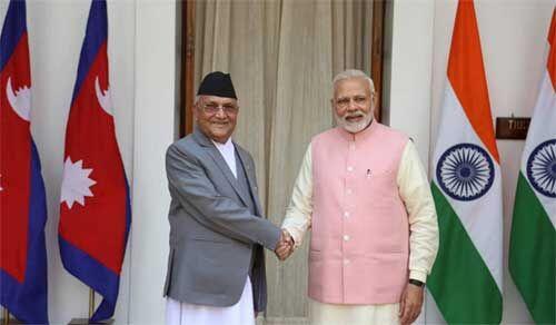 ओली ने पीएम मोदी से की बात, 9 माह बाद हो रही भारत-नेपाल की हाई लेवल मीटिंग