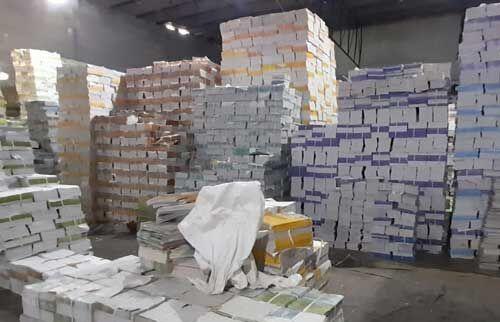 उप्र में एनसीईआरटी की 35 करोड़ की डुप्लीकेट किताबें जब्त