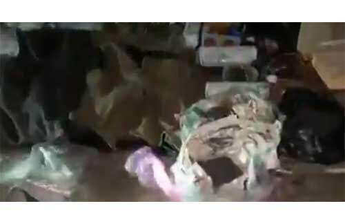 आईएसआईएस आतंकी अब्दुल यूसुफ के घर से आत्मघाती जैकेट मिला