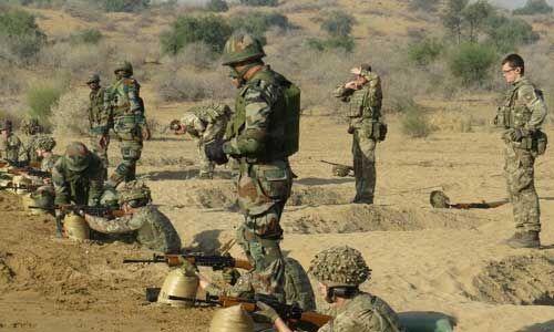 भारत अगले महीने चीन और पाकिस्तान के साथ रूस में एक संयुक्त युद्धाभ्यास करेगा