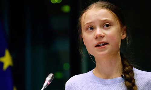 पर्यावरण कार्यकर्ता ग्रेटा थनबर्ग ने भी की नीट-जेईई परीक्षा टालने की मांग