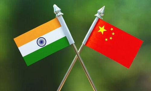 ग्लोबल टाइम्स, चीन और भारत