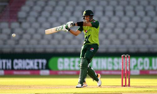 युवा बल्लेबाज हैदर अली ने डेब्यू टी20 इंटरनैशनल में ही बनाया बड़ा रिकॉर्ड