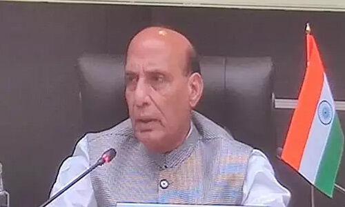 बिहार : राजनाथ सिंह की मौजूदगी में मुख्यमंत्री और उपमुख्यमंत्री के नामों पर लगेगी मुहर