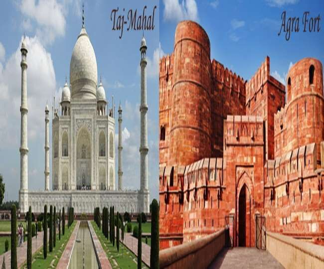 पर्यटन जगत को मिली राहत, 21 सितम्बर से खुलेंगे ताजमहल और आगरा किला