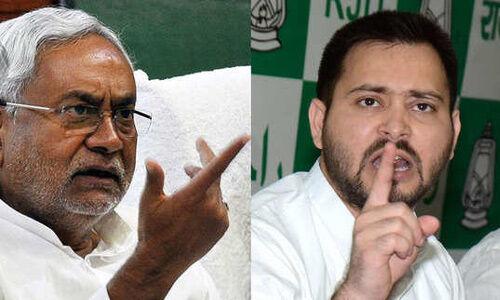 मुख्यमंत्री नीतीश कुमार बिना गठबंधन के चुनाव लड़े तो उन्हें 10 सीट नहीं मिलेगी : तेजस्वी