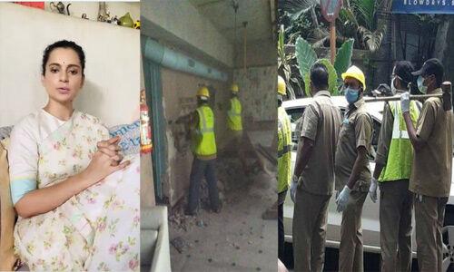 BMC के खिलाफ कंगना रनौत की याचिका पर बॉम्बे HC में आज सुनवाई