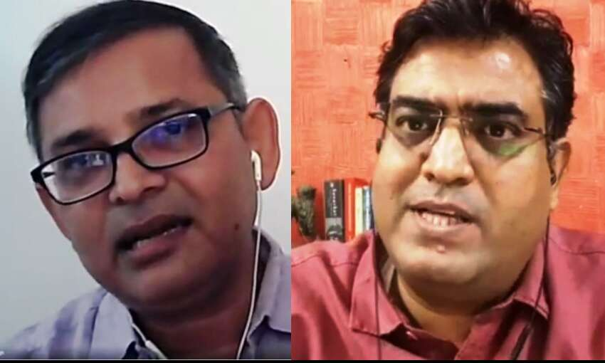 भारतीय ज्ञान परंपरा की ज्योति से अपने ज्ञान का दीपक जलाकर करें पत्रकारिता : हितेश शंकर