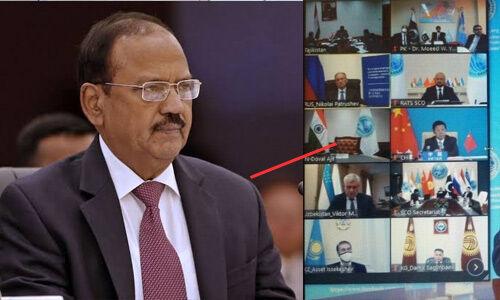 एससीओ बैठक में पाकिस्तान की नापाक हरकत, NSA डोभाल ने विरोध में छोड़ी मीटिंग