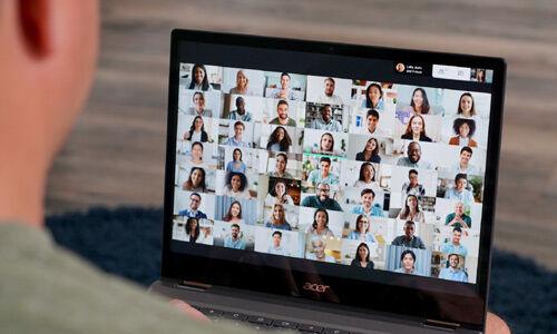 अब गूगल मीट में बैक ग्राउंड को ब्लर और एक साथ 49 लोग जोड़ने का आया नया फीचर्स