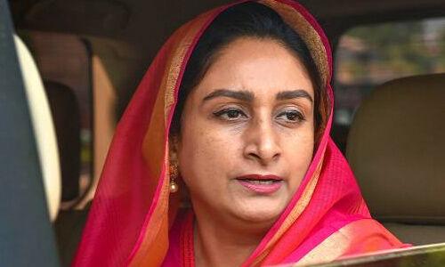 राष्ट्रपति रामनाथ कोविंद ने मंजूर किया हरसिमरत कौर का इस्तीफा, नरेंद्र सिंह तोमर को मिला अतिरिक्त प्रभार