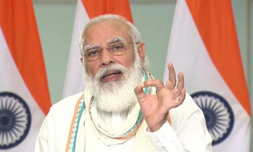 बिहार की जनता ने विकास को वोट दिया : प्रधानमंत्री मोदी