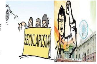 सेक्युलरिज्म : समाज में विघटन का षड्यंत्र
