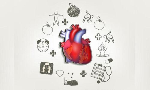 विश्व हृदय दिवस : समय पर एक्सरसाइज और नमक, चीनी और ट्रांस फैट वाली चीजें खाने से बचें